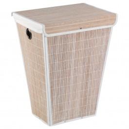 Wäschesammler Bamboo Conical natur