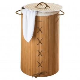 Wäschesammler Wenko Bamboo natur