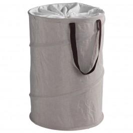 Wäschesammler Wenko Pop-Up grau
