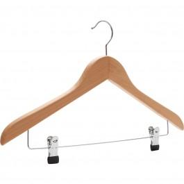 Kleiderbügel Weber 129 C natur