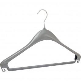 Kleiderbügel F 44 grau