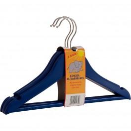 Kinderkleiderbügel Weber C 157 blau