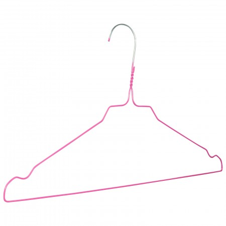 Kleiderbügel aus Metall
